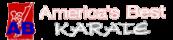 Americas Best Karate logo